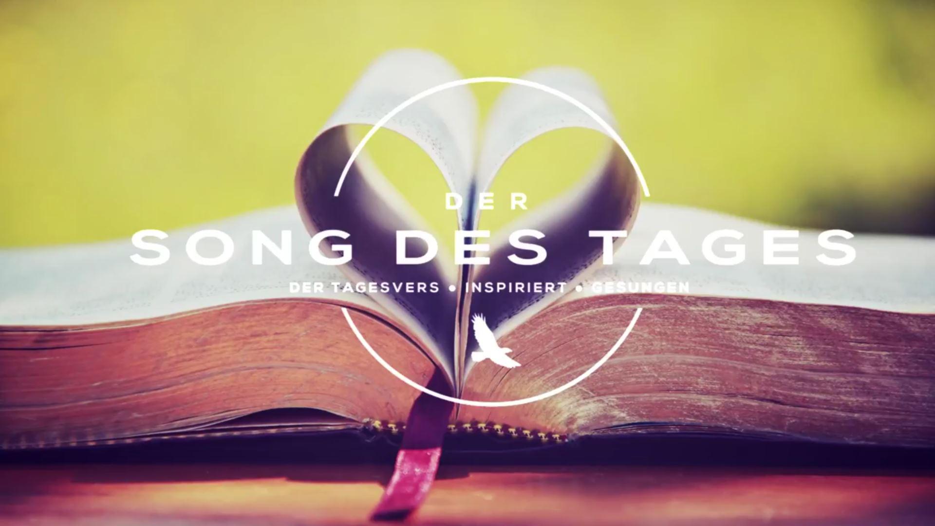 SONG DES TAGES | Kolosser 3,16